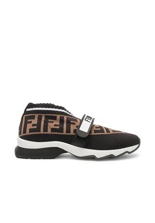 Rockoko Velcro Strap Sneakers