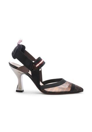 Colibri Slingback Heels