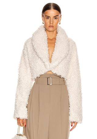 Evie Faux Fur Jacket