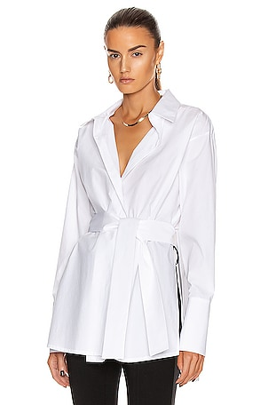 Casablanca Wrap Shirt