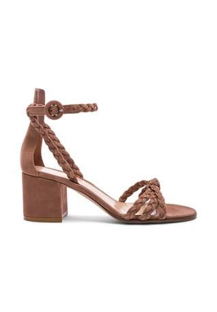 Braided Suede Liya Sandals