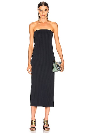 Rib Long Dress