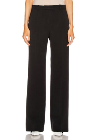 Bootcut Structured Pant