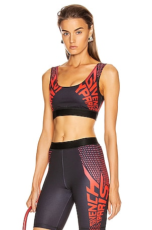 Sport Logo Sports Bra Top