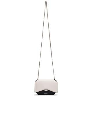 Bow Cut Mini Chain Bag