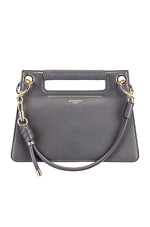Contrast Small Whip Bag