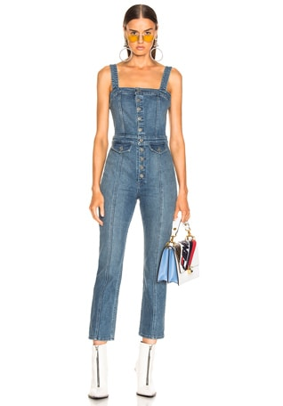 Hill Slim Jumpsuit