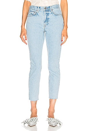 Karolina High Rise Skinny Crop