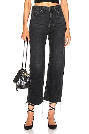 Bobbi High Rise Wide Leg Crop