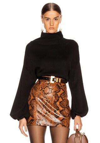 Misty Slouch Sleeve Sweater