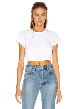 Little Cropped Tee