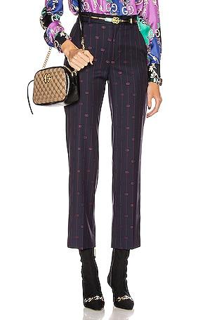 GG Thin Stripe Pant