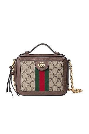Ophidia GG Chain Shoulder Bag