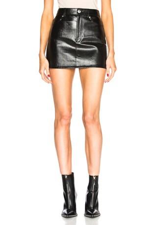 Five Pocket Mini Skirt