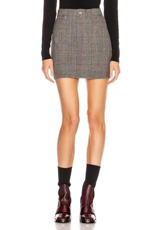 Femme Hi Mini Skirt