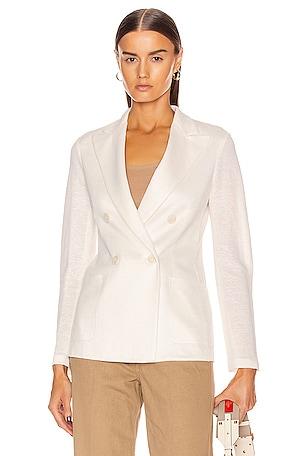 Peal Lapel Blazer Jacket
