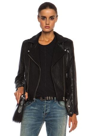 Jamie Leather Jacket