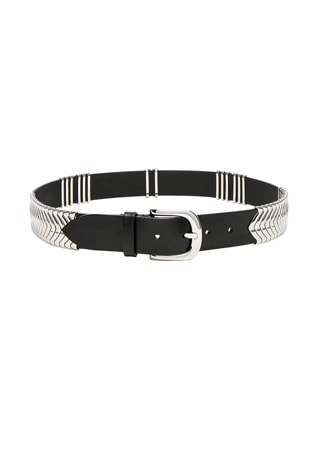 Tehora Leather Belt