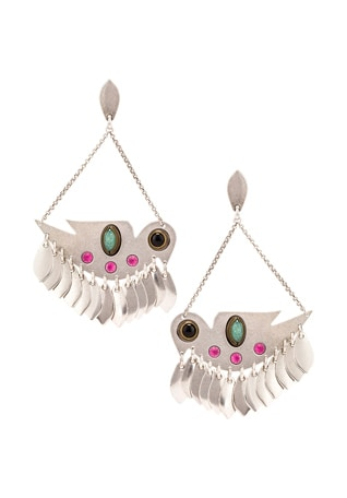 Bird Chandelier Earrings