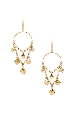 Tanganyika Chandelier Earrings