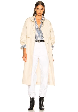 Jaci Trench Coat