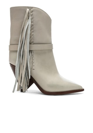 Leather Loffen Boots