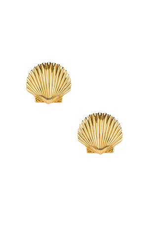Madeleine Shell Earrings