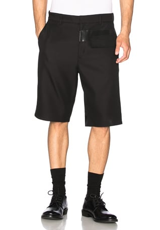 Graziano Patchwork Shorts