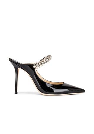 Bing 100 Patent Leather Mule