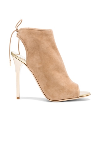 Flume Suede Ankle Booties