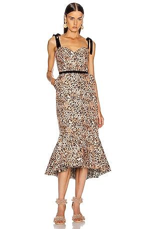 Love Between Species Midi Dress