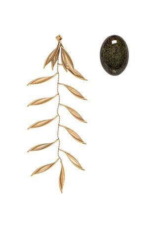 Olive Earrings