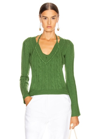 Double Maille Top