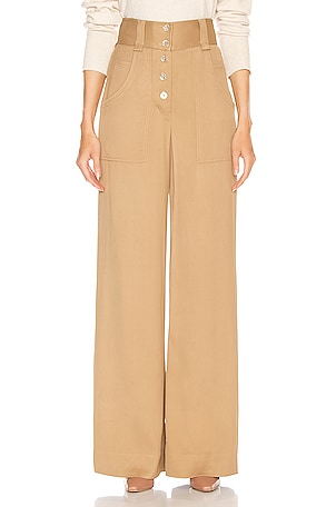 Structured Carpenter Pant