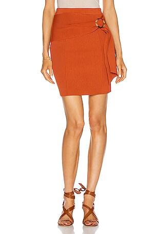 Jenny Knit Mini Skirt