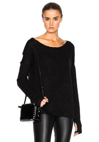 Cashmere Gauze Sweater