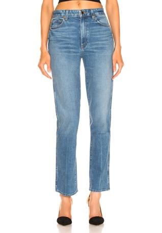 Victoria Straight Leg Jean