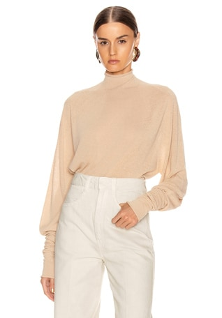 Second Skin Turtleneck Top