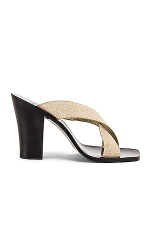 Strappy Heel Sandal