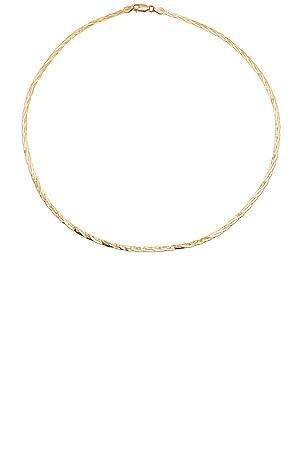 Herringbone Plait Necklace
