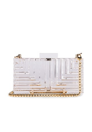 Bag with Gold Hardware