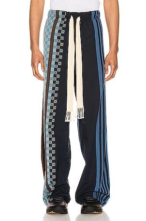 Stripe Anagram Trousers