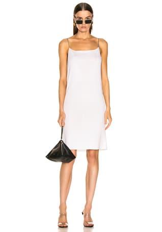 Short Strappy Knit Dress
