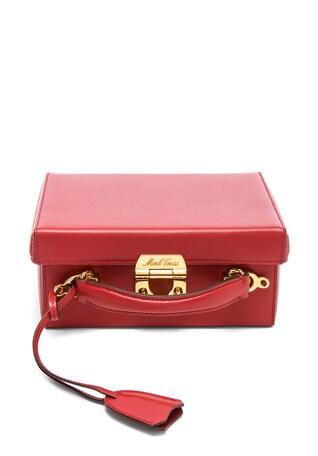 Small Caviar Grace Box Bag