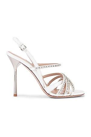 Jewel Slingback Heels
