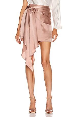 Mini Sash Skirt