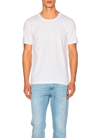 Garment Dyed Basic Tee