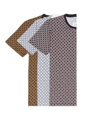 3 Pack Cotton Tees