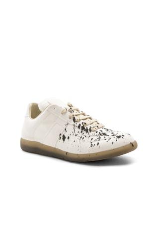 Replica Painter Sneakers in White