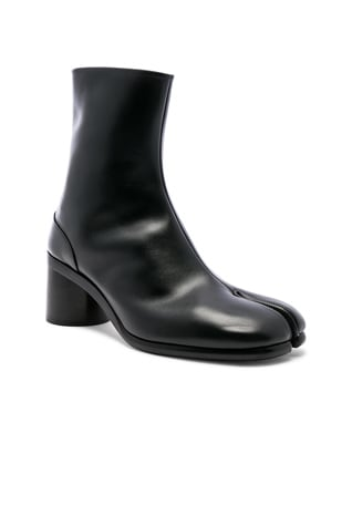 Light Brushed Tabi Boot